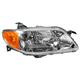 1ALHL00099-2001-03 Mazda Protege Headlight
