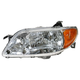 1ALHL00098-2001-03 Mazda Protege Headlight