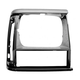1ALHL00036-Jeep Cherokee Comanche (MJ) Headlight Bezel Passenger Side
