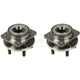 1ASHS00022-Wheel Bearing & Hub Assembly Pair Front