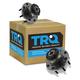 1ASHS00024-Ford Wheel Bearing & Hub Assembly  TRQ BHA53317