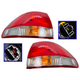 1ALTP00201-2001-02 Honda Accord Tail Light Pair