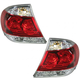 1ALTP00203-2005-06 Toyota Camry Tail Light Pair