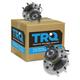 1ASHS00017-Ford Wheel Bearing & Hub Assembly Pair  TRQ BHA53310