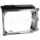 1ALHL00043-Toyota 4Runner Pickup Headlight Bezel