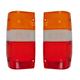 1ALTP00212-Tail Light Lens Pair