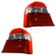 1ALTP00226-Toyota Highlander Tail Light Pair