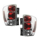 1ALTP00220-2005-09 Chevy Equinox Tail Light Pair