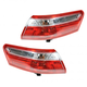1ALTP00230-2007-09 Toyota Camry Tail Light Pair