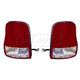 1ALTP00240-2002 Kia Sedona Tail Light Pair