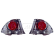 1ALTP00241-2002-03 Lexus IS300 Tail Light Pair