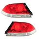 1ALTP00244-Mitsubishi Lancer Tail Light Pair