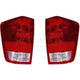 1ALTP00246-2004-15 Nissan Titan Tail Light Pair