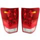 1ALTP00247-2004-15 Nissan Titan Tail Light Pair