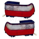 1ALTP00252-1996-97 Toyota Corolla Tail Light Pair