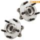 TKSHS00269-Nissan Wheel Bearing & Hub Assembly Pair Timken HA590252