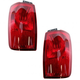 1ALTP00162-1998-02 Lincoln Navigator Tail Light Pair
