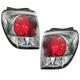 1ALTP00159-2001-03 Lexus RX300 Tail Light Pair