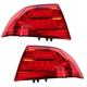 1ALTP00151-2004-06 Acura TL Tail Light Pair