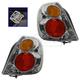 1ALTP00153-2002-04 Nissan Altima Tail Light Pair