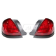 1ALTP00180-1999-09 Ford Crown Victoria Tail Light Pair