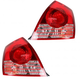 1ALTP00184-2004-06 Hyundai Elantra Tail Light Pair