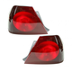1ALTP00177-Chevy Impala Tail Light Pair