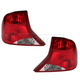 1ALTP00179-Ford Focus Tail Light Pair