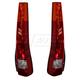 1ALTP00190-2002-04 Honda CR-V Tail Light Pair