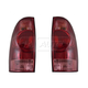 1ALTP00195-Toyota Tacoma Tail Light Pair