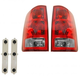 1ALTP00192-Dodge Tail Light with Circuit Board Pair