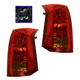 1ALTP00194-Cadillac CTS Tail Light Pair