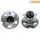 TKSHS00289-1996-05 Toyota Rav4 Wheel Bearing & Hub Assembly Rear Pair Timken HA594504
