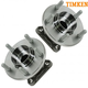 TKSHS00287-2007-14 Mazda CX-9 Wheel Bearing & Hub Assembly Rear Pair Timken HA590056