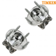 TKSHS00284-2007-10 Ford Edge Lincoln MKX Wheel Bearing & Hub Assembly Rear Pair Timken HA590183