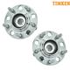 TKSHS00282-Wheel Bearing & Hub Assembly Rear Pair