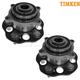 TKSHS00279-2005-10 Honda Odyssey Wheel Bearing & Hub Assembly Rear Pair  Timken HA590151
