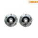 TKSHS00271-Hyundai Entourage Kia Sedona Wheel Bearing & Hub Assembly Front Pair  Timken HA590206
