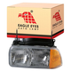 1ALHL00198-GMC Jimmy S-15 S-15 Sonoma Headlight
