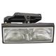 1ALHL00191-1991-93 Cadillac Deville Fleetwood Headlight Passenger Side