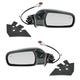 1AMRP00714-1996-99 Infiniti I30 Nissan Maxima Mirror Pair