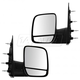 1AMRP00736-2002-08 Ford Mirror Pair