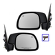 1AMRP00738-Ford Excursion Mirror Pair