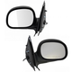 1AMRP00748-Ford Expedition F150 Truck Mirror Pair