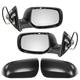 1AMRP00768-2009-13 Toyota Matrix Mirror Pair