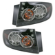 1ALTP00379-2007-09 Mazda 3 Tail Light Pair