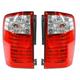 1ALTP00378-Kia Sedona Tail Light Pair