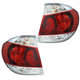 1ALTP00373-2005-06 Toyota Camry Tail Light Pair