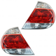 1ALTP00374-2005-06 Toyota Camry Tail Light Pair