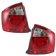 1ALTP00371-Kia Spectra Tail Light Pair